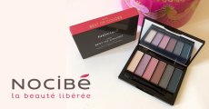Palette de fards Best Of Colors offerte sur simple visite