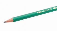 Paquet de 10 crayons Graphite Bic Evolution gratuit