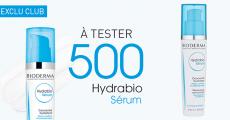 500 soins Bioderma à tester