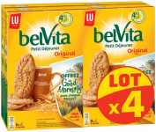 Réduction Biscuits Belvita chez Cora