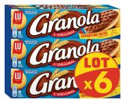 Réduction Biscuits Granola chez Carrefour