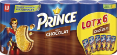Réduction Biscuits Prince chez Match