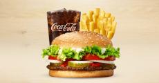 1€ le burger pour l'achat d'un menu King Size 0 (0)