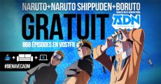 Intégrales de Naruto, Naruto Shippuden & Boruto à visionner gratuitement 4 (3)