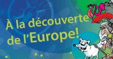 Livre papier «À la découverte de l'Europe» à recevoir gratuitement