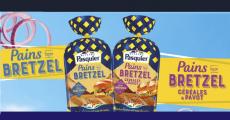 Offerts : 1000 packs Pains façon Bretzel de Brioche Pasquier