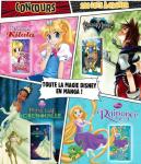200 cadeaux Disney à gagner !