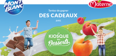 Coffrets macarons et kit cupcakes à gagner avec Materne & Mont Blanc