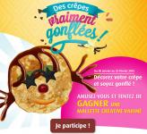 100 mallettes créatives Chandeleur Vahiné offertes!