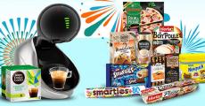 1010 box Croquons la vie à GAGNER : Machines Dolce Gusto, Friandises Nestlé… 0 (0)