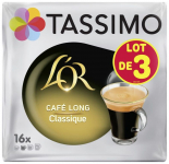 Réduction Café Tassimo chez Match