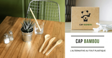 Kits de couverts Cap Bambou offerts