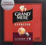 Capsules Grand'Mère – 6.38€ DE RÉDUCTION