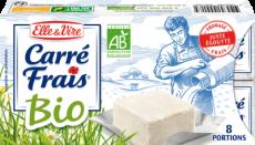 Réduction Fromage Carré Frais chez Carrefour