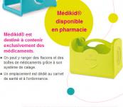 Medikid: La malette à traitement pour enfants