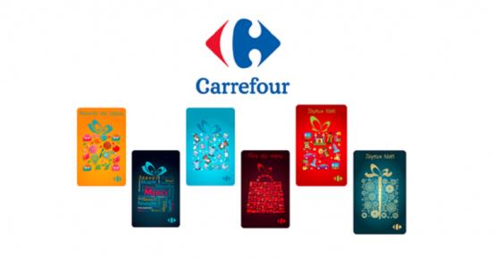 Carte Cadeau Carrefour 500 Whatsapp