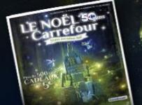 Gagnez 50 cartes cadeau Carrefour de 100€ !