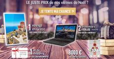A remporter : 5 cartes cadeaux Carrefour de 400€ et+