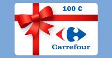 3 cartes cadeaux Carrefour de 100€ 0 (0)