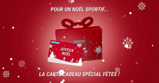 20 cartes cadeaux Décathlon de 50€ à gagner