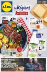 Catalogue Lidl – Les régions dans vos assiettes