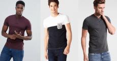 Bon plan : 3 t-shirts pour homme Celio à 15€ seulement