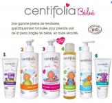 Des produits pour bébé Centifolia à gagner !