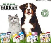 Echantillons croquettes bio chien et chat Yarrah!