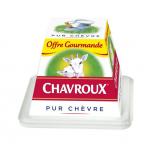 Chavroux – 0.80€ DE RÉDUCTION