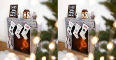 Gratuits : 10 kits de cheminée Disney