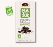 Testez le Chocolat Noir Cémoi au Quinoa!