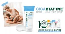 1500 packs CicaBiafine offerts (+37'500 échantillons gratuits)