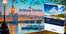 A gagner : 1 coffret Irrésistibles Voyages de Brittany Ferries de 1000€