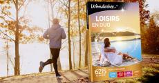 """10 coffrets Wonderbox """"Loisirs en Duo"""" offerts 0 (0)"""