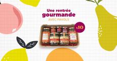 10 coffrets gourmands Favols offerts