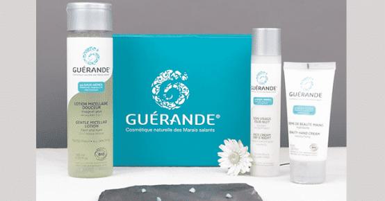 86f72173aff En jeu   2 coffrets de 3 soins cosmétiques bio Guérande • Mes ...