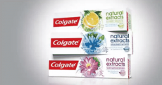 15'000 dentifrices Colgate Natural Extracts gratuits