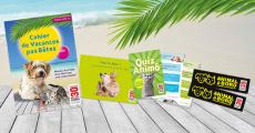"""Demandez & Recevez votre kit de vacances """"Pas Bêtes 2017"""" GRATUIT"""