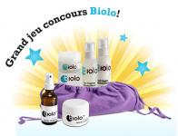 Le concours Biolo: Des lots de soins biologiques à gagner!