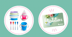 En jeu : 25 cartes cadeaux Auchan de 300€ + 10 kits d'accessoires pour bébé 0 (0)