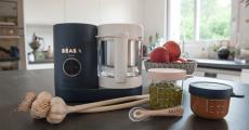 A remporter : 1 robot cuiseur Babycook de Béaba