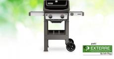 En jeu : 1 barbecue Weber Spirit II de 400€