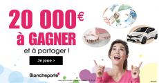 Tentez de gagner 20'000€ avec Blanche Porte 0 (0)
