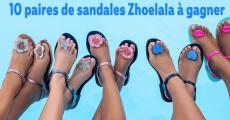10 bons d'achat Zhoelala offerts