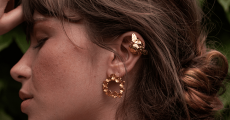 Tentez de gagner 3 paires de boucles d'oreilles Elise Tsikis