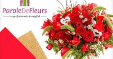 15 bouquets de fleur offerts