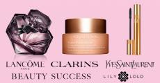 15 box de produits de beauté (parfums Lancôme, soins Clarins…) offertes