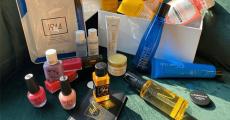 Box de produits de beauté à remporter 4.8 (5)