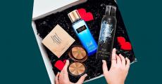 1 box beauté (parfum Cerruti, brume Victoria's Secret, gel…) offerte 0 (0)