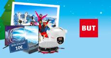 En jeu : 5 séjours au ski de 3968€, 100 robots Moulinex, 100 Cafetières Senseo et+